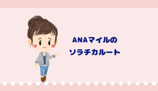 ANAのマイルをお得に貯める「TOKYUルート」JALマイルをANAマイルに交換するルートも紹介します。